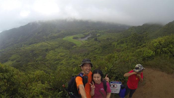 Nuuanu Valley overlook