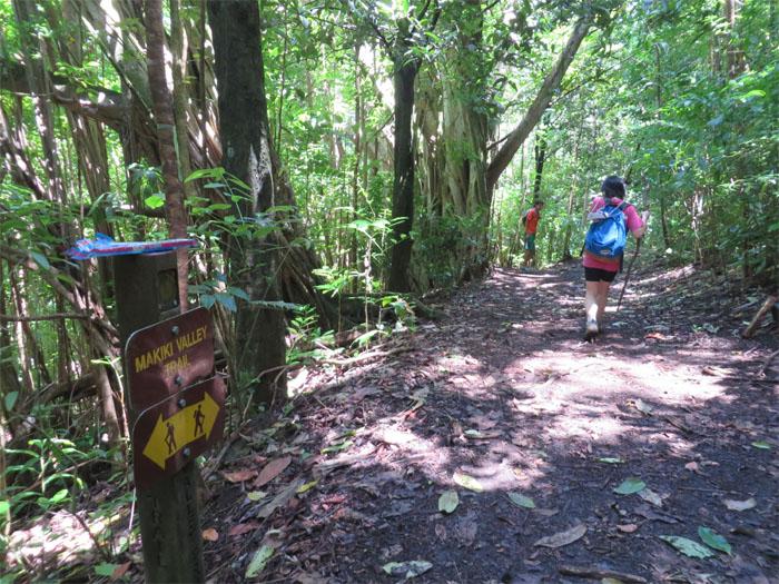 Maikiki Valley Trail