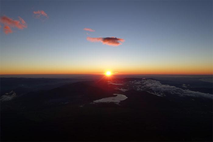 Saiko sunrise