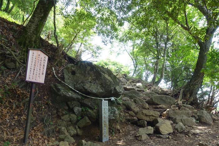Tengu rock
