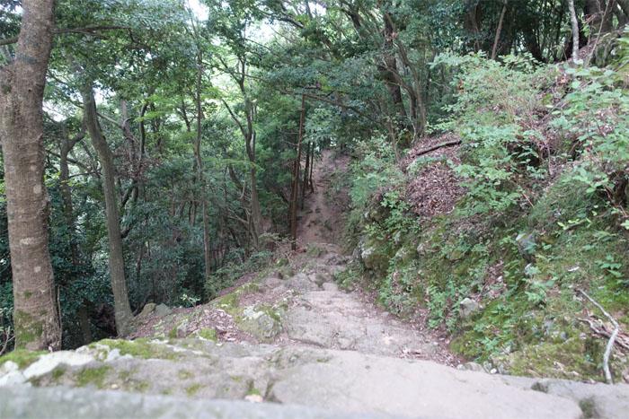 Otoko zaka trail