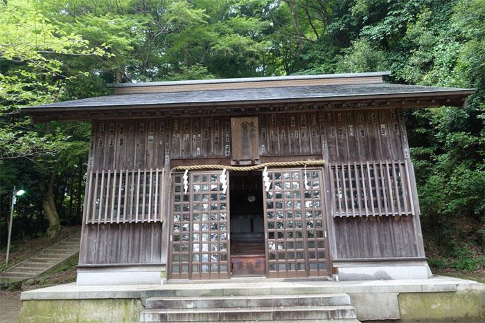 Yagokoro Omoikane Shrine
