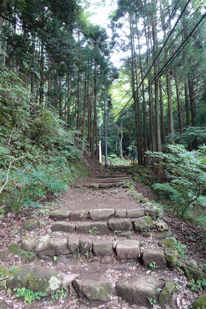 Onna-zaka Trail