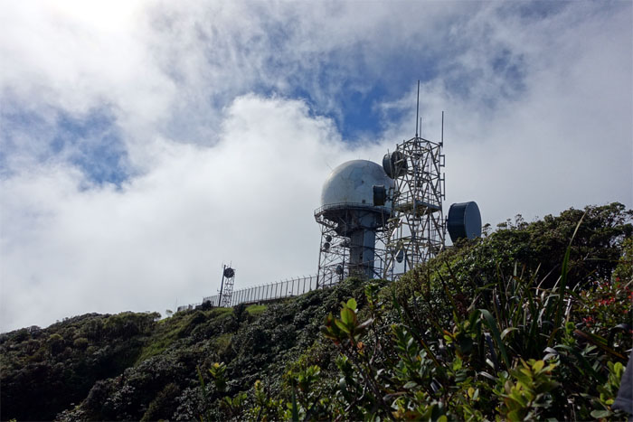 FAA tracking station