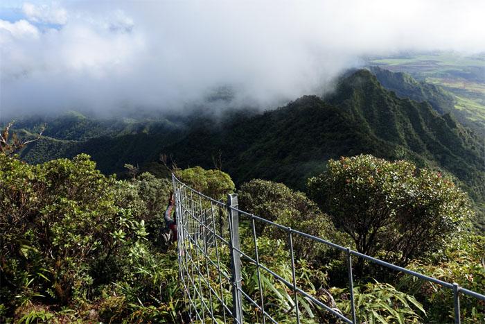 Kamaohunui ridge