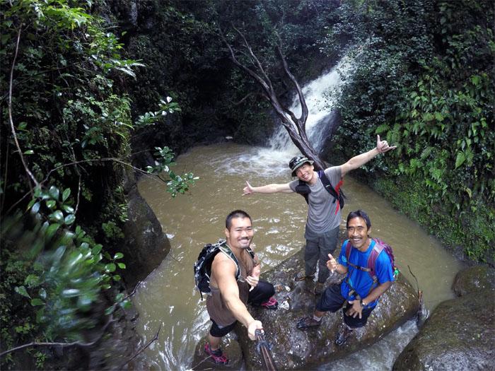 Lower Malaekahana Falls