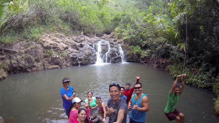 Wailele Falls
