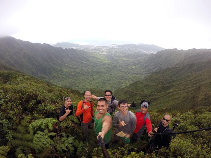Waiau Summit