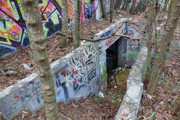 Hidden Bunkers