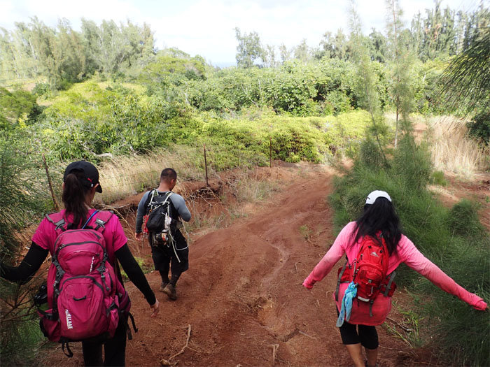 Malaekahana Trail