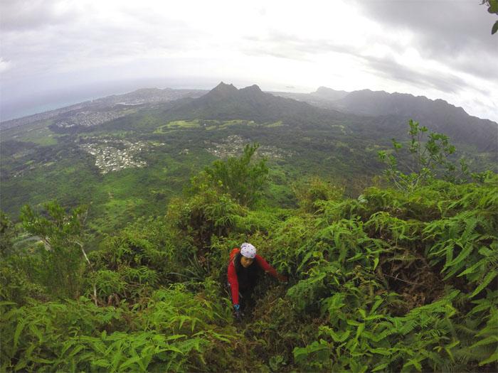 Piliwale Ridge