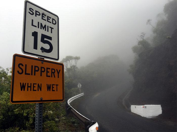 Mount Ka'ala Road