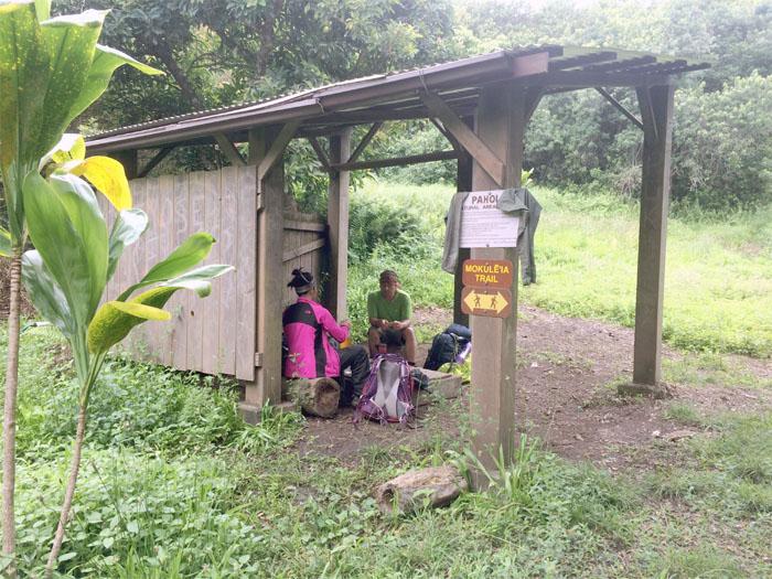 Mokuleia Shelter