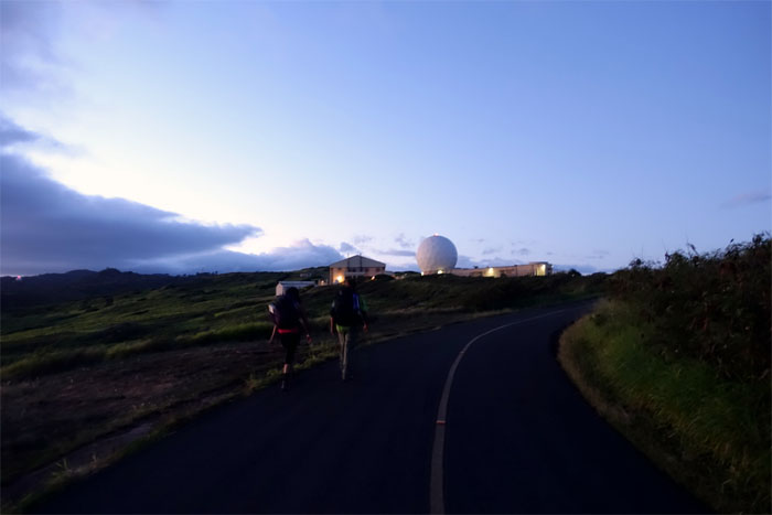 Kaena Point Tracking Station