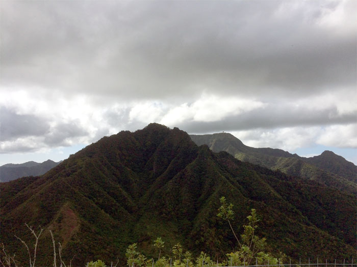 Waianae Summit Trail