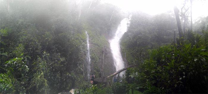 Kahuwaiiki Falls