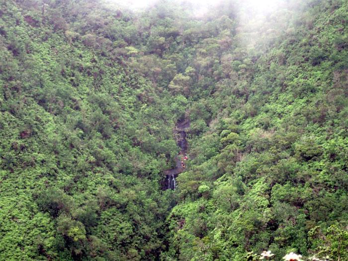 Upper Lulumahu Falls