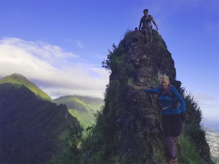 Pali Notches Trail