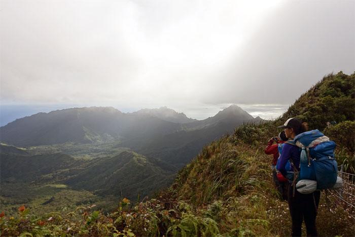 Koolau Summit Trail (KST)