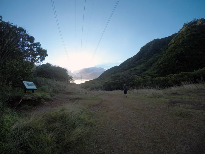 Kamananui Valley Trail
