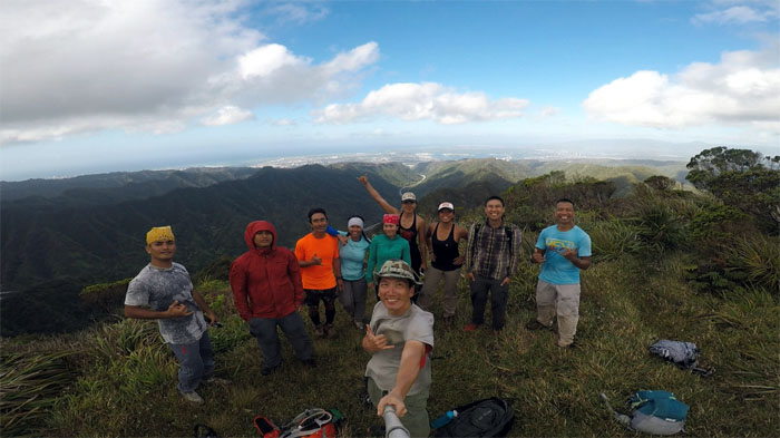 Aiea Ridge Trail