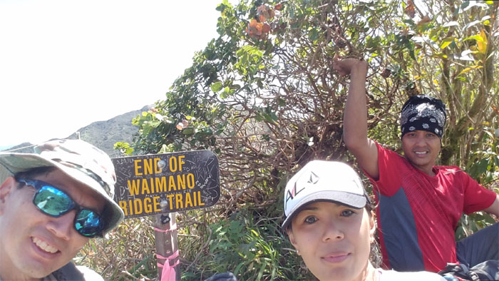 Waimano Summit