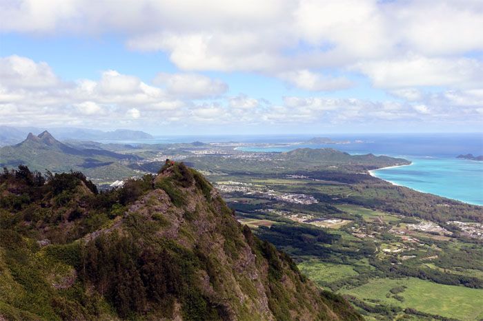 Kaluanui Summit
