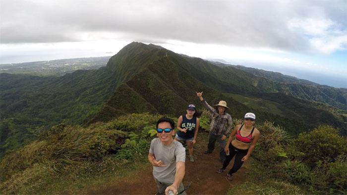 Awaawaloa Summit