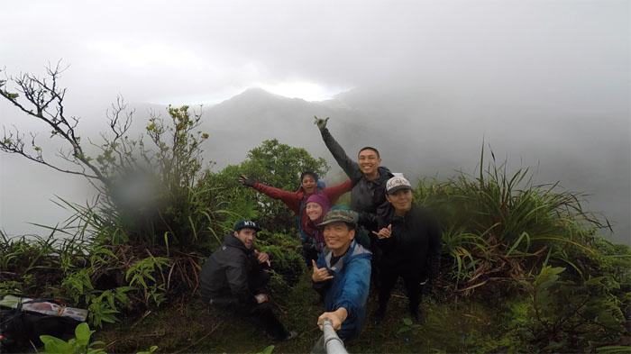 Pauao Summit
