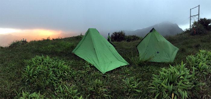 Camp Tripler