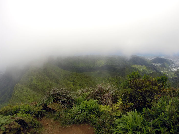 Awaawaloa Summit