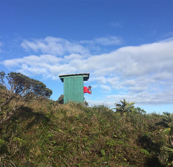Koloa Outhouse