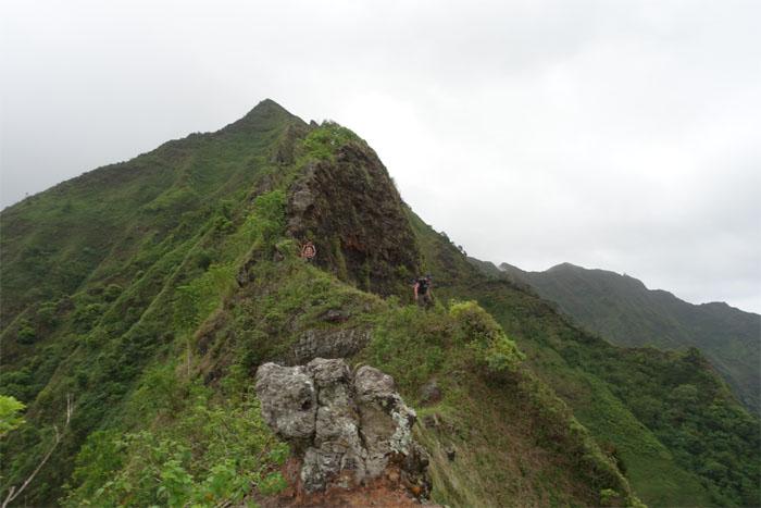 Kalihi Saddle