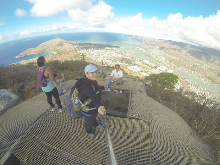 Koko Crater Summit