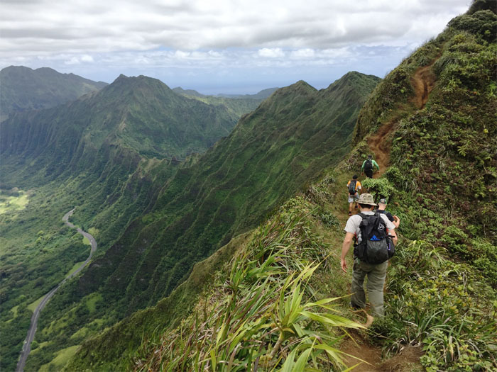 Ko'olau Summit Ridge Trail (KSRT)