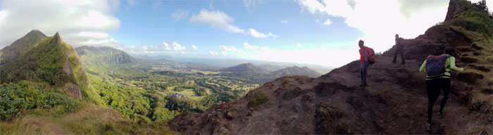 True Pali Lookout