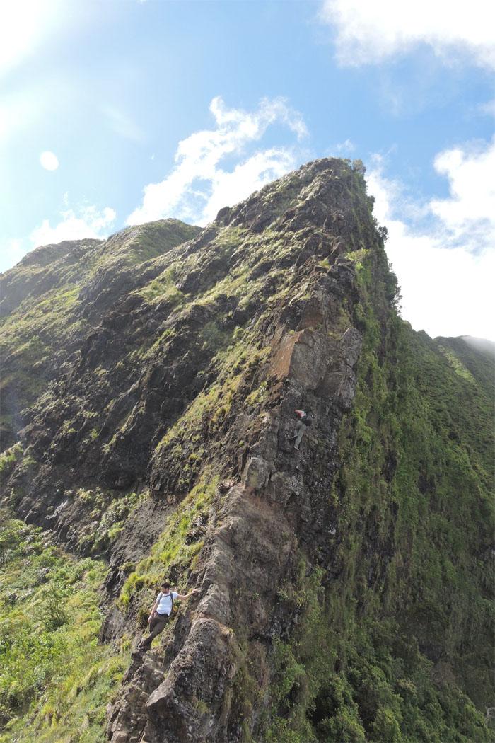 Leaning Chimney of Nu'uanu