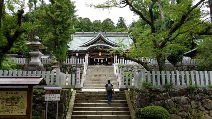 Tsukuba Shrine