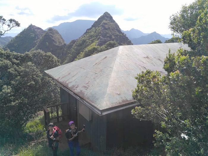Ohikilolo Cabin