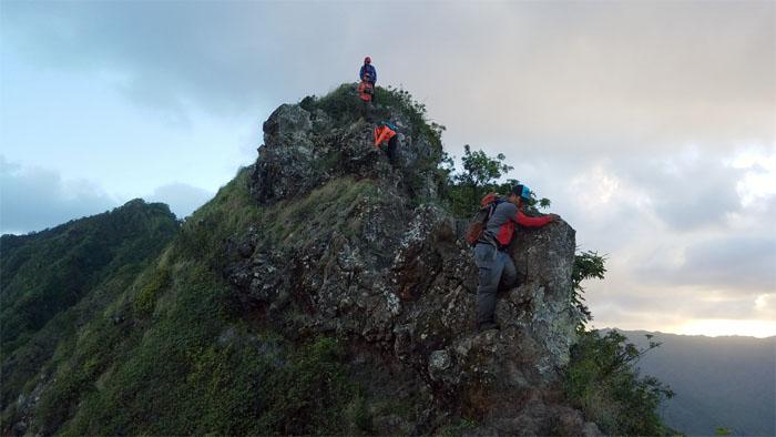Manamana Ridge