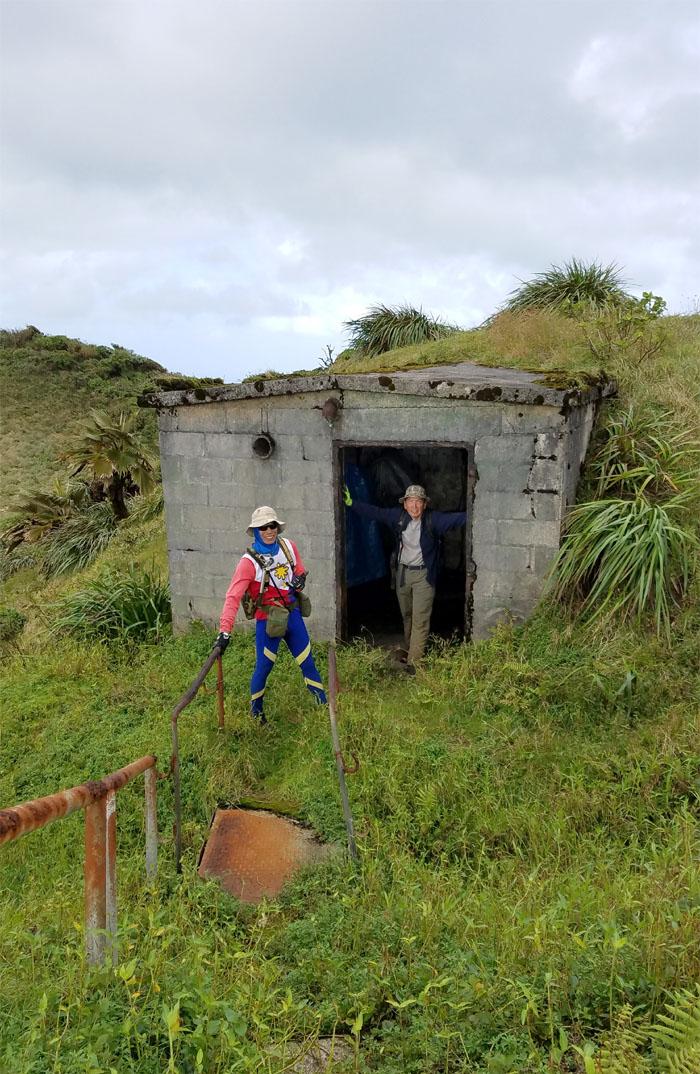 REI Bunker