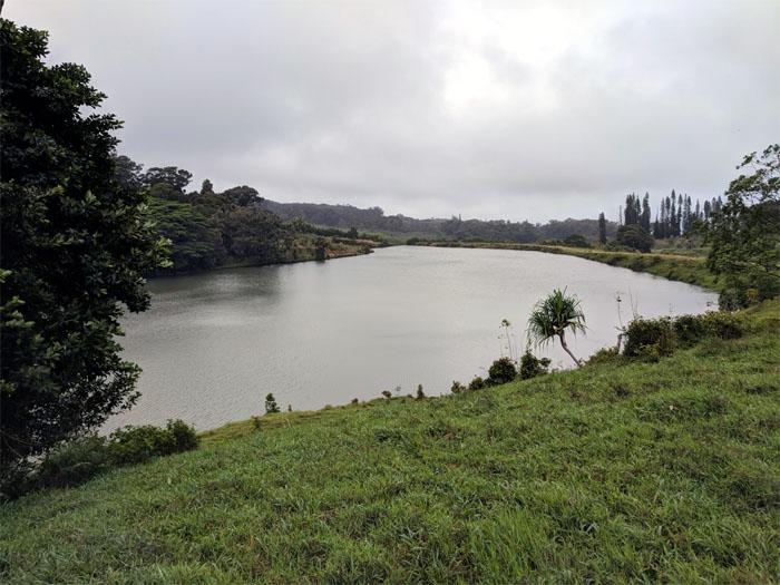 Papaaea Reservoir