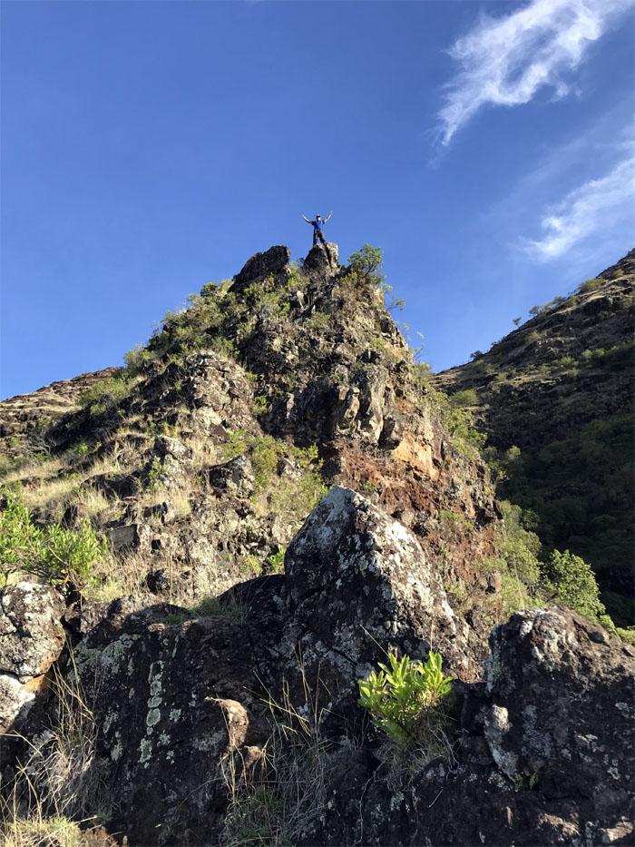 Spur Ridge