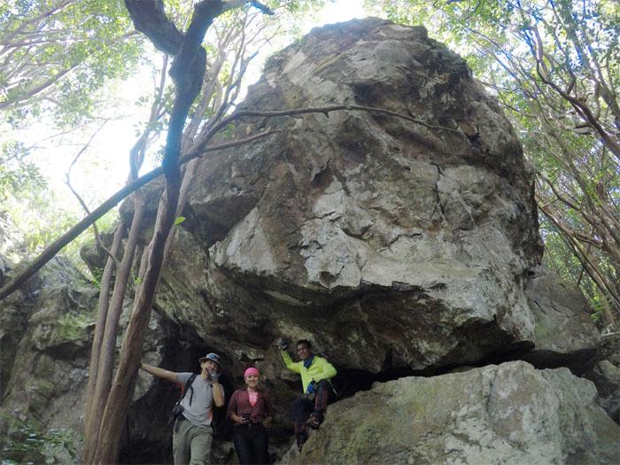 Kahuna Cave