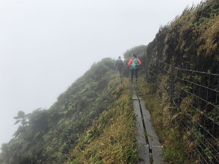 Ko'olau Summit Trail (KST)
