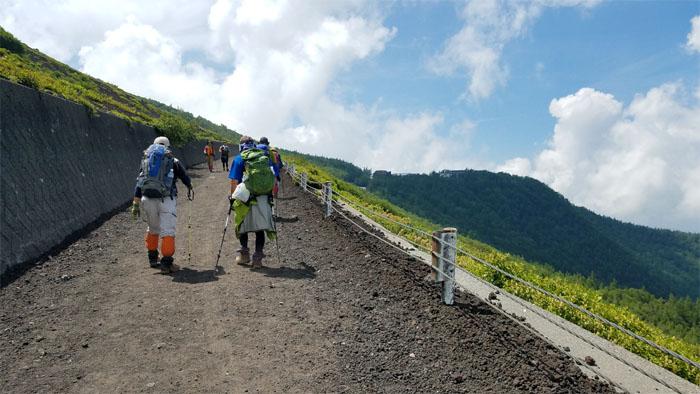 Yoshida Trail