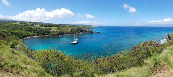 Honolua Bay