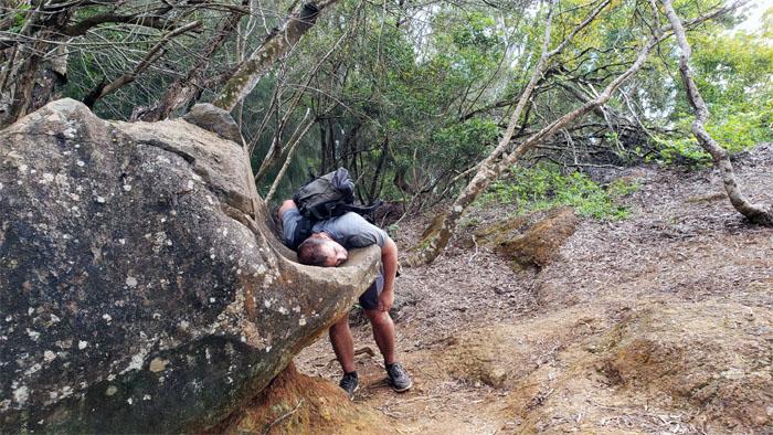 Kolekole Pass Stone