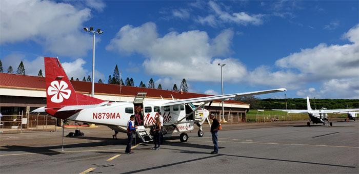 Hoolehua Airport