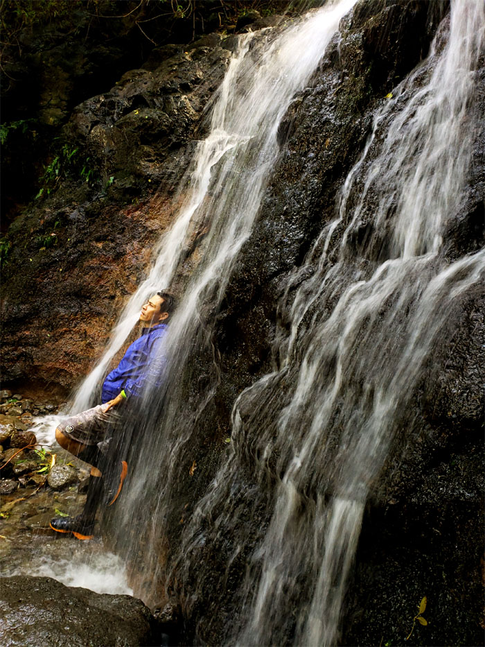Waianae Waterfalls